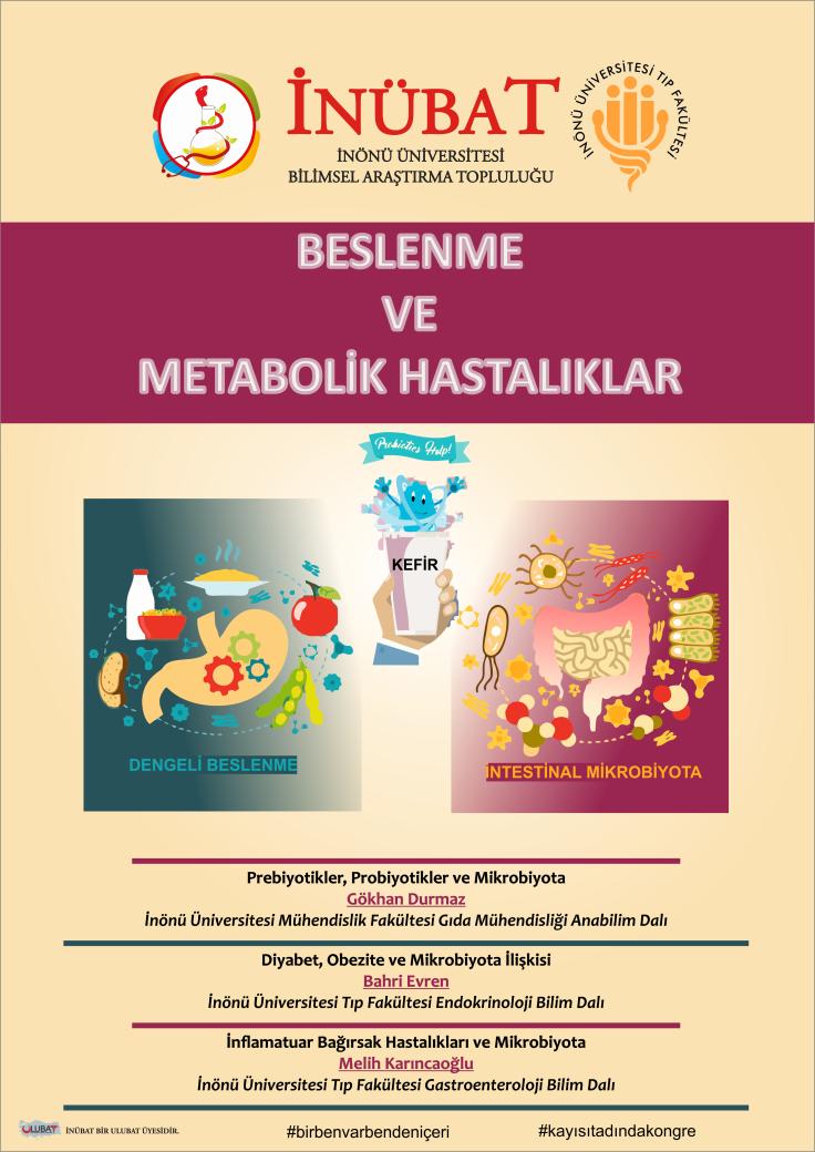 Beslenme ve Metabolik Hastalıklar